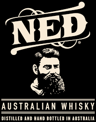 Ned australian whiskey logo